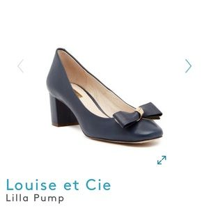 Louise et Cie Block Heels